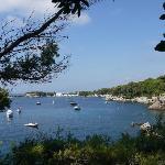 Walk around Cap d'Antibes