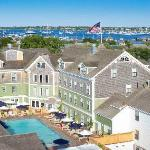 The new, all-season Nantucket Hotel is nestled in the heart of Nantucket.