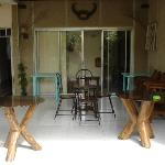 Veranda / Dining Room