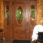 Front door / entryway