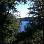 Approaching Lake Minnewaska