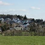 Gartmore village