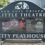 Little Theatre marquee