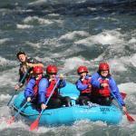 Wild river ride