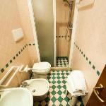 My bathroom in #202