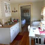 Kitchenette Cabin 8