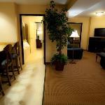 Grand Hotel Bridgeport Suite