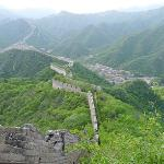 Great Wall at the Commune