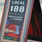 Local 188 Sign