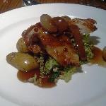 The dinner ( Duck)