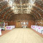 Lodge Stag room for reception