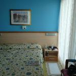 Photograph of the double room