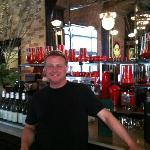 Meinl Coffee Bar inside Grünauer