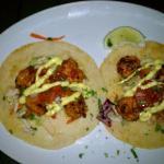 Grilled shrimp tacos!!