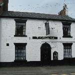 The Green Man, Leek
