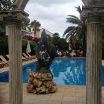 la Moraleca pool