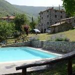 Pool on the premises.