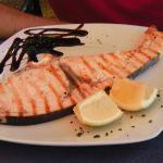 Pescespada grigliato