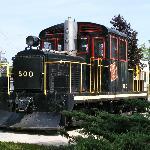 Gananoque Train