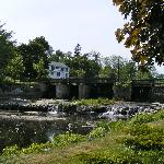 The river and dam