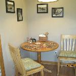 Country Comfort Dining Table