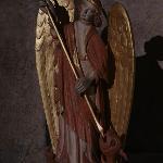 Saint-Michel terrassant le dragon