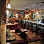 separate bar area