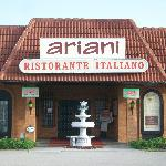 Front of Ariani's.