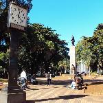 Relógio da Praça XI