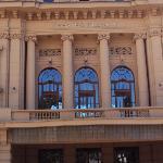 Teatro Pedro II - detalhes