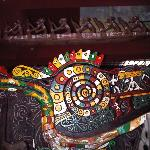 Borneo spiritual art