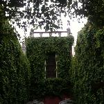 Entrance to Casa de Tia Aura