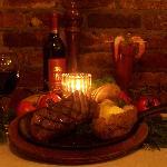 Runyon's Celebrated House Steak