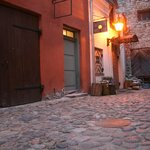 Cobblestones do give you a free foot massage, watch your step all over Tallinn