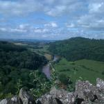 The viewpoint at Symonds Yat West
