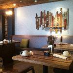 Tiburon Tavern interior