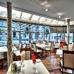 Vivido Italian Mediterranean Restaurant Harrogate North Yorkshire UK