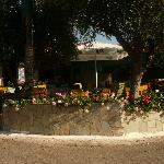 MARY'S POSEIDON BAR/CAFE outside area