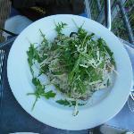 My mom's mushroom risotto