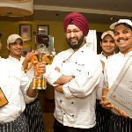 Φωτογραφία: Asha's Indian Resturant and Bar