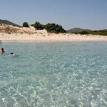 Malfatano beach