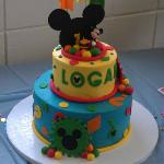 Logan's 1st Birthday