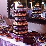 Dessert tables...