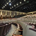 Performing Arts Center seating for 2,300