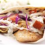 Mediterranean Taco