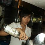 Holiday with familiy to Hilton Karon Cafe Steak house Phuket