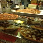 inside this amazing pizzeria