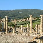 A FULL Roman City Exavated at Bolonia Beach with Great Museum too.