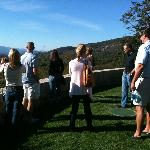 NV Tours' Clients enjoying the view