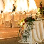 sala ristorante nel giorno del ns matrimonio - dining room on our wedding dinner party